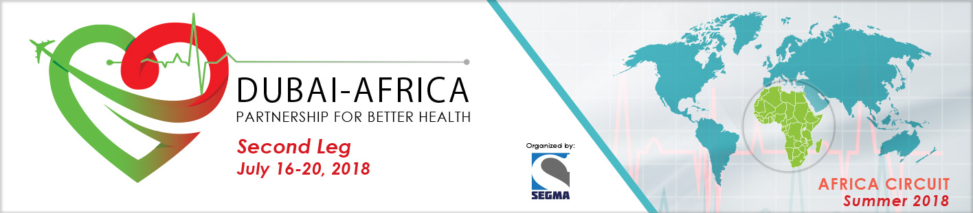 Dubai-Africa Partnership for Better Health Roadshow - Second Leg