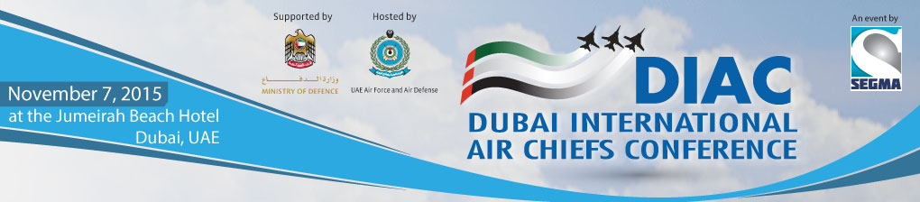 Dubai Air Chiefs Conference (DIAC) 2015