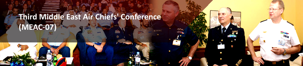 INEGMA & Defense News Organized Third Middle East Air Chiefs