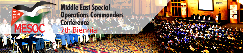 Middle East Special Operations Commanders Conference (MESOC 2014)